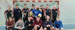 [Séniors Hommes] Les hommes du Hockey Club de Grenoble assure : or et bronze sur le parquet !!!