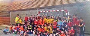 [EdH] Une belle mobilisation des jeunes : 3 équipes représentaient le HCG au plateau de Crest !