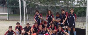 [Jeunes] Les U15 Champions!